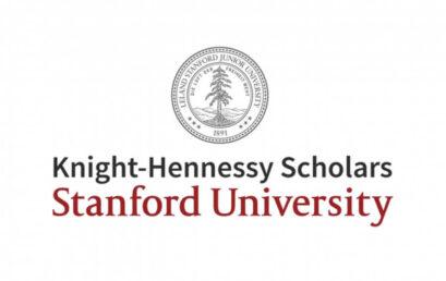 Programa de bolsas da Universidade de Stanford para formandos e recém formados recebe inscrições até 6 de outubro